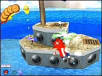 Ape Escape: On the Loose screenshot