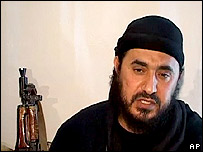 Video showing Abu Musab al-Zarqawi (file picture)