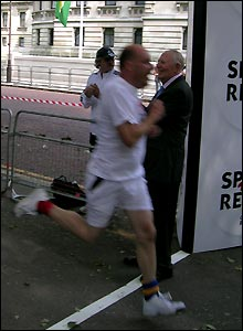 This MP finishes with a flourish and we are pleased to report every single one of our MPs crossed the finishing line