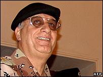 Iraqi Defence Minister Gen Abdul Qadir Obeidi