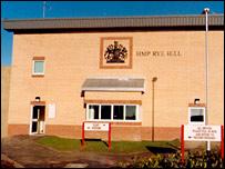 Rye Hill prison