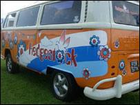 Hedgestock van