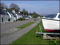 Lochcarron (Pic: Undiscovered Scotland)