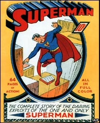 Superman Comic, Issue 1