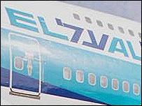 El Al jet (archive pic)