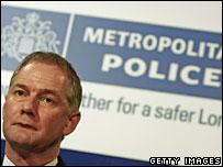 Scotland Yard Assistant Commissioner Andy Hayman