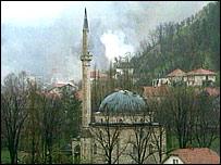Foca in Bosnia-Hercegovina