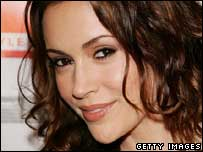Alyssa Milano, Getty