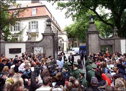 Fans en Alemania