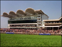 Newmarket race course