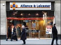 An A&L branch
