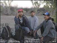 Inmigrantes mexicanos en EE.UU.