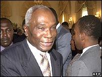 Haitian PM Jacques-Edouard Alexis