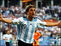 Hernan Crespo