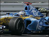 G.P. de Gran Breta�a 2006 Fernando Alonso
