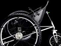 Silla de ruedas Trekinetic
