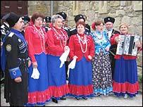 Cossack concert