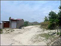 Bakryal area, where Balakot is to be rebuilt