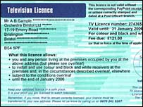 A licence fee