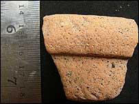 Fragmento de �nfora