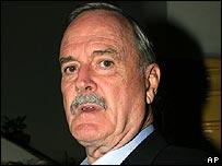 John Cleese, 2005