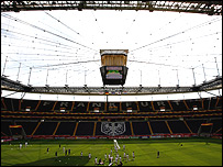 The Commerzbank Arena
