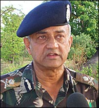 Brigadier Basant Kumar Ponwar