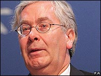 Mervyn King, Bank of England Governor