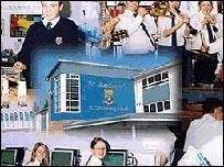St Andrew's secondary school