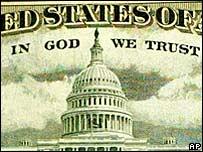 Фрагмент 50-долларовой купюры