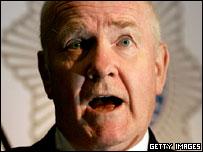 Home Secretary John Reid