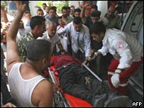 Herido tras ataque israelí contra vehículo en Gaza