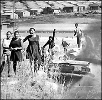 Soweto protesters