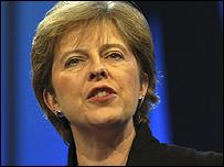 Rt Hon Theresa May MP