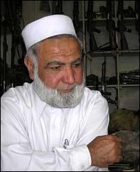 Arms trader Haji Afridi