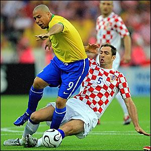 Ronaldo es controlado por Tudor.