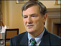 Bill Campbell, former Royal Dutch Shell Group Auditor