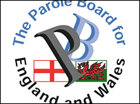 Logo for the England and Wales Parole Board