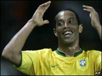 Gaucho Ronaldinho, AP