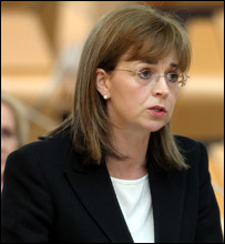 Solicitor General Elish Angiolini
