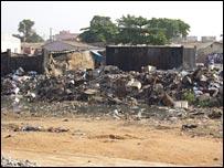 Slums in Luanda
