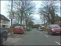 Rumney area of Cardiff
