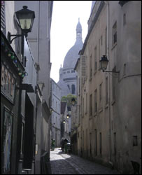 View of Sacre-Coeur