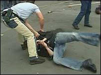 Arrest in Dortmund