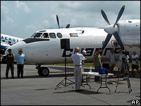 An-24 (archive: Cuban air force)