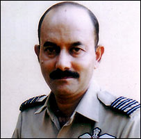 Gp Capt (Retd) Anant Bewoor (photo supplied by same)