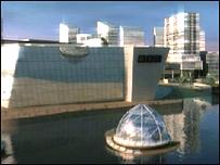 Salford Media City