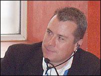 Генеральный директор международного направления MSN и Windows Live компании Microsoft Билл Шонесси