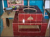 La cocina Patsari
