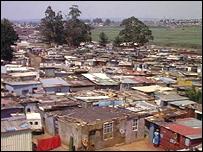 Soweto (foto de archivo)